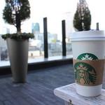 スターバックスコーヒー - グランフロント 6階 テラス席
