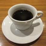 Daurade - [ランチ]ドリンク~ホットコーヒー
