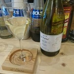 ソノラバーガー - ヴァンナチュール白ワイン。