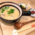 銀座やまう - お雑炊とお漬物