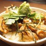 Grill&Wine TOSAKA - 鶏ひつまぶし 1000円 のお茶漬け