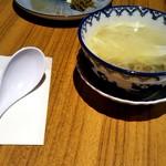 62269478 - 牛たんスープ