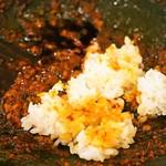 中国郷菜館 大陸風 - ラーズー麺 ご飯ダイブ