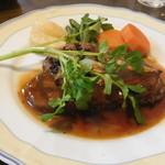 レストランロッシュ - 和牛ヒレステーキ