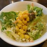 レストランロッシュ - サラダ
