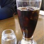 レストランロッシュ - アイスコーヒー
