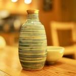 若水 - 冷酒「淡雪」¥950