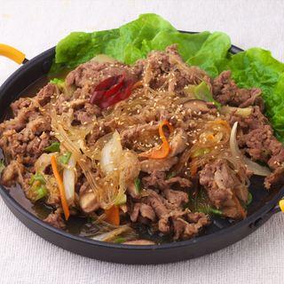 本格韓国料理の数々