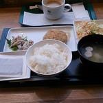 62275215 - 豆腐ハンバーグ御膳
