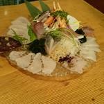 経堂カンザワ - 鮮魚盛り