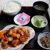 中華料理かあちゃん - 料理写真:酢豚定食