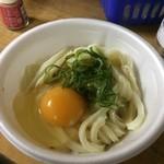 香川食品店 - 料理写真:今回は釜玉で~♬