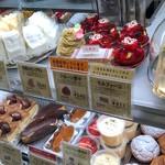 62276559 - 生菓子コーナー