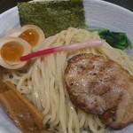 62278761 - 味玉つけ麺のアップ!(2017年2月)
