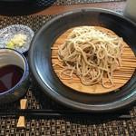 日本蕎麦&鉄板ダイニング 三ヶ森 -