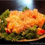 negombo33 - ランチのサラダ