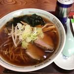 増田屋 - 料理写真:ラーメン(600)