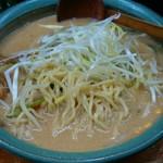 喜多方ラーメン圭水 - 麺