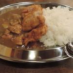 とりビアー - ランチのチキンカツカレー(300g)