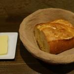 ビストロ・スリージェ - パン&バター