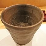 天鮨 - 獺祭焼酎