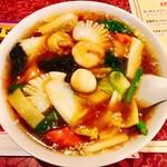 富筵 - 『五目スープそば』様(850円)