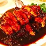 62284287 - 『若鶏の特製梅肉ソースかけ』様(値段失念)