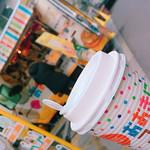 おおきにコーヒー - ハニーラテ.ホット.