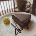こぐま - ショコラと珈琲のタルト