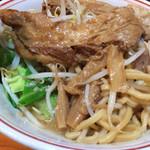62285945 - 太麺が旨い(^○^)