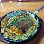 お好み焼き・鉄板焼き お福 - 料理写真: