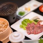 静内エクリプスホテル スカイレストランSAKURA - 料理写真:日高御膳「桜」