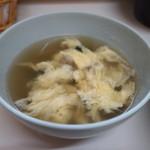 チャーハンの店 花ノ木 - 中華スープもタップリ
