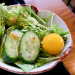 シウンカフェ - サラダ