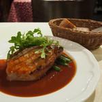 ルヴァン エ・ラ・ヴィアンド - 豚ロース肉のグリル