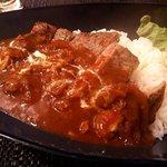 Steak and STAUB YOKOHAMA - ステーキ150g(アップ)(2017.1)