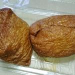 大釜 - いなり寿司 110円