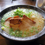 麺屋二郎 - らー麺