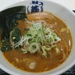 麺屋 燕 - 燕濃厚コク旨味噌ラーメン