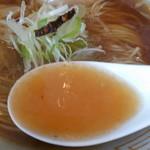UMAMI SOUP Noodles 虹ソラ - 味玉鶏にぼしソバ
