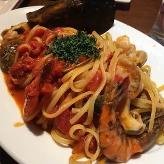 イタリアン大衆酒場HARUTA 練馬店 - 海の幸のトマトソース