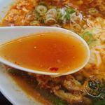 元祖カレータンタン麺 征虎 -