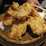 黒田藩 - 鶏の天ぷら
