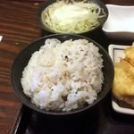 62301115 - 雑穀米チョイス。
