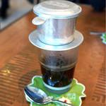 ヴェトナム・アリス - ベトナムコーヒー