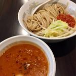 62304597 - 《味玉とまと味噌つけ麺》900円                       2017/2/7