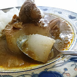 カレーハウス じゃんご - ムルギースペシャルカレー