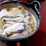 いろり庵 - 豆乳鍋