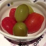 62309132 - すっきりトマトの甘酢漬け