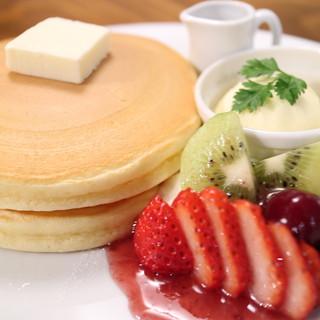 中華街で歩き疲れた時は本格的な珈琲と銅板パンケーキをぜひ!
